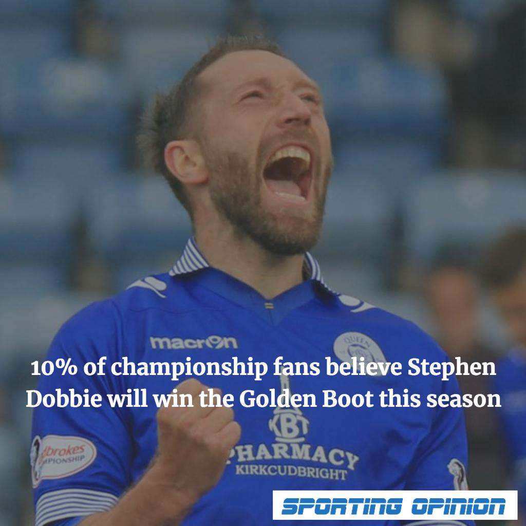 Opinion - Dobbie golden Boot Winner